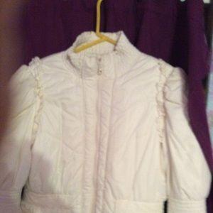 NWOT off white laddies jacket